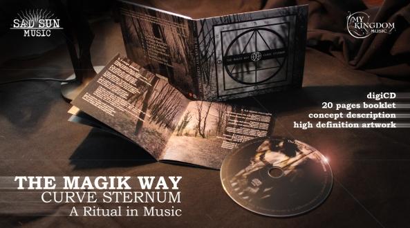 CURVE STERNUM CD FISICO